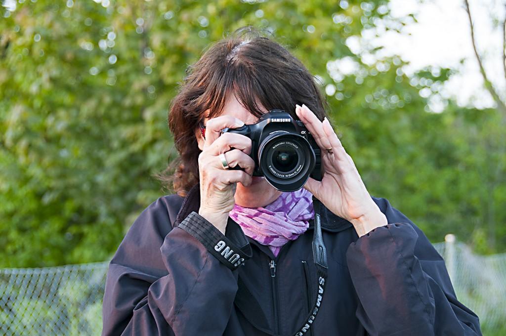 Eva Hallkvist - Fotokurser för företag